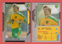 Norwich City Thomas Helveg Denmark